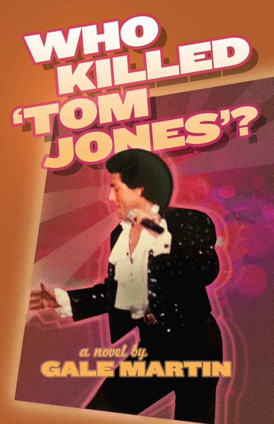 Who Killed Tom Jones Cover