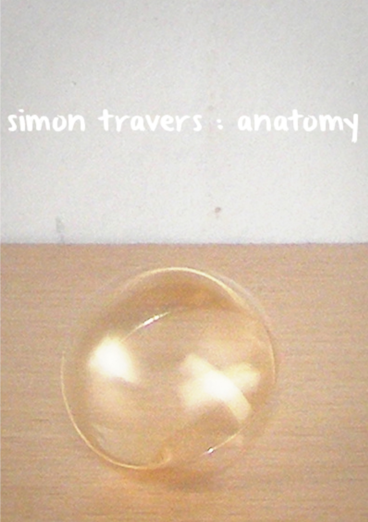 Anatomy Front Cover