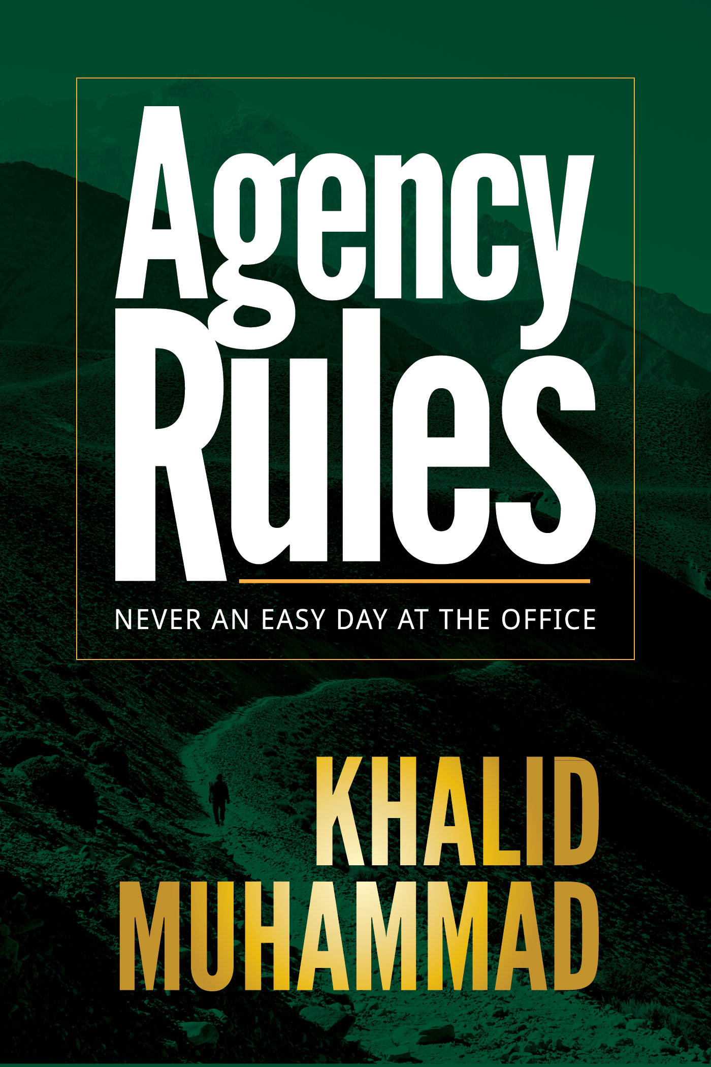 Agency Rules Updated Cover 01:19