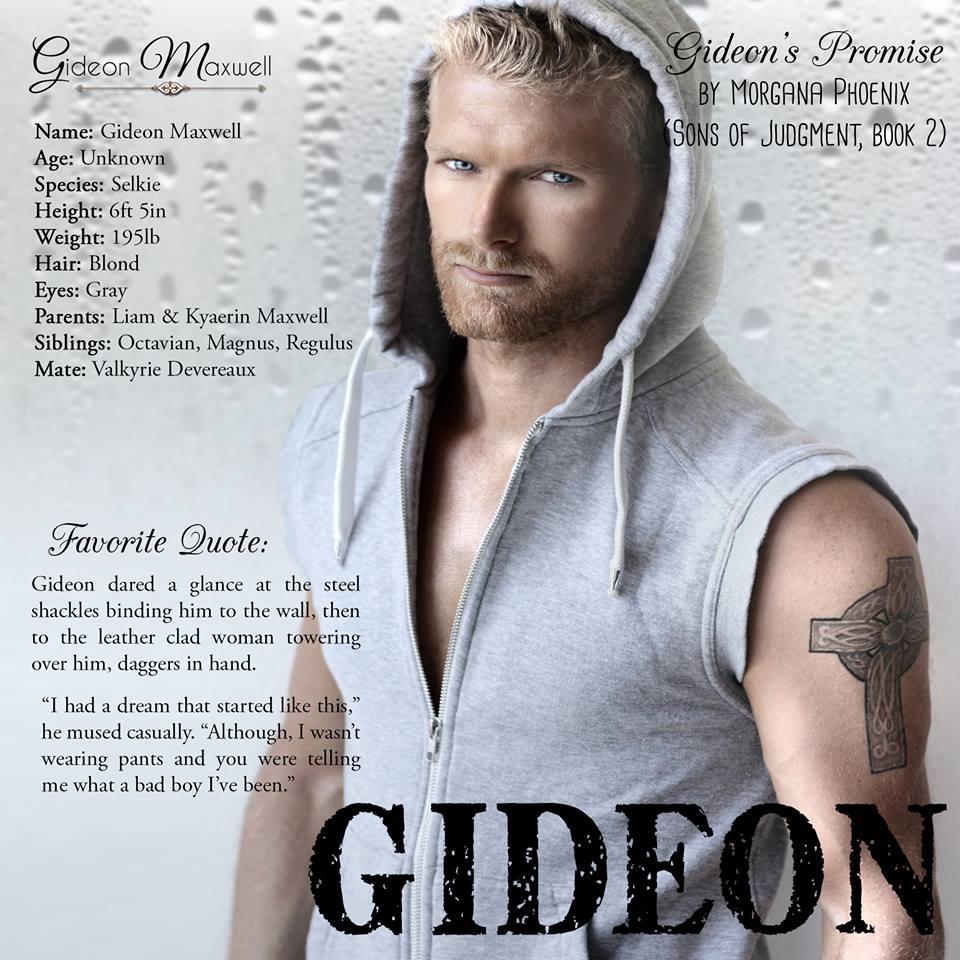 Gideon Maxwell