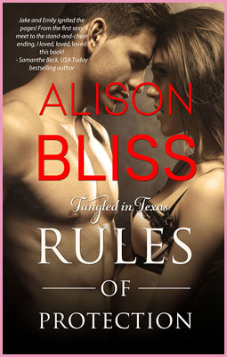 Makin' The Love Monday - Rules of Protection by Allison Bliss