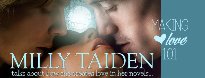 He Said, She Said - Making Love 101: Milly Taiden