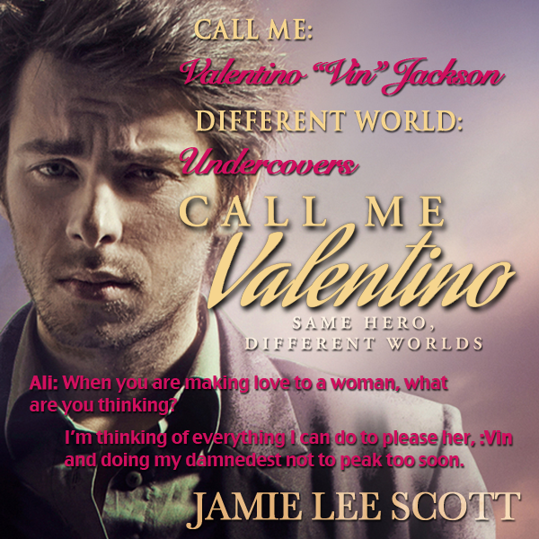 He Said, She Said – Fictional Friends: Will The Real Valentino Please Stand Up? Day 4