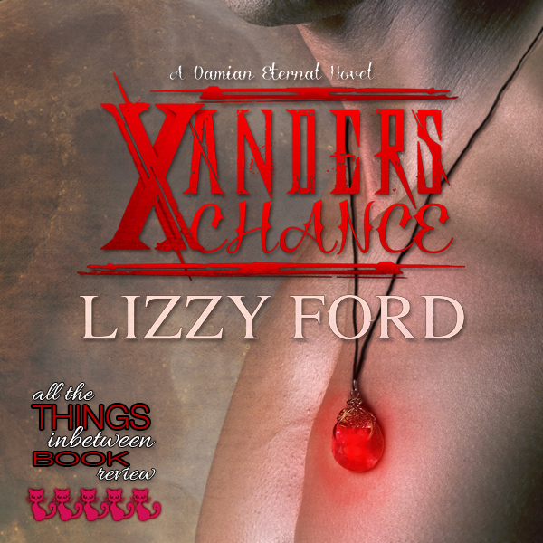 Book Boyfriend Report – Xander's Chance by Lizzy Ford
