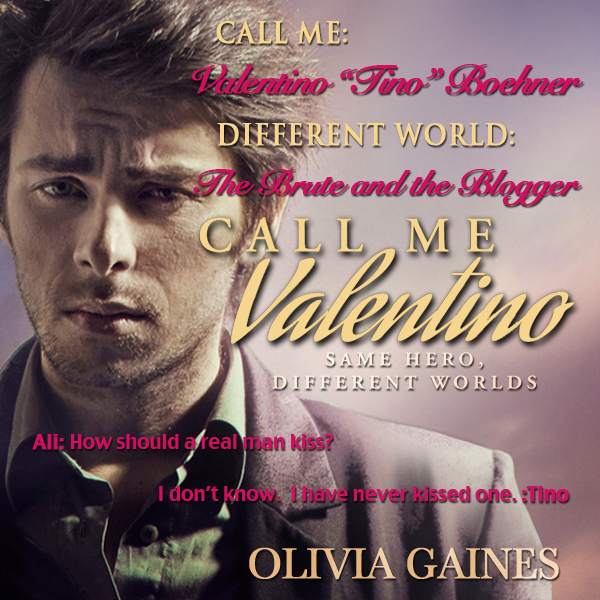 He Said, She Said – Fictional Friends: Will The Real Valentino Please Stand Up? Day 3