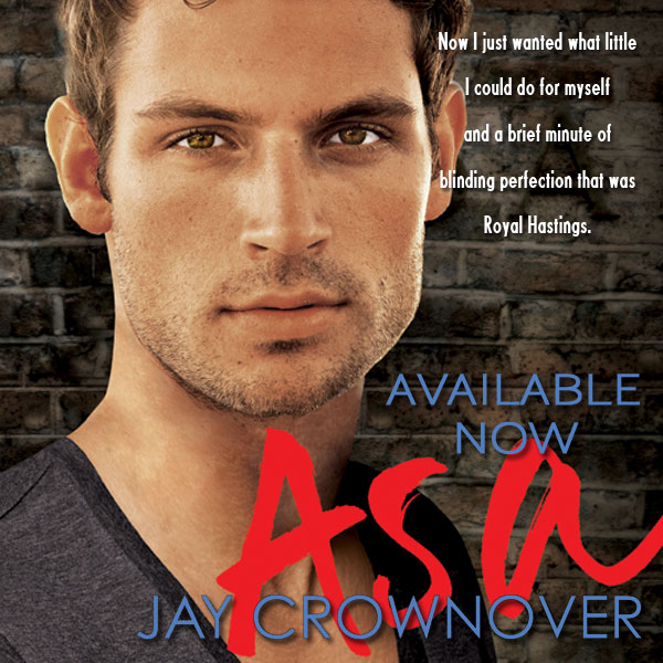 Book It: Jay Crownover Shows All Her ASA!