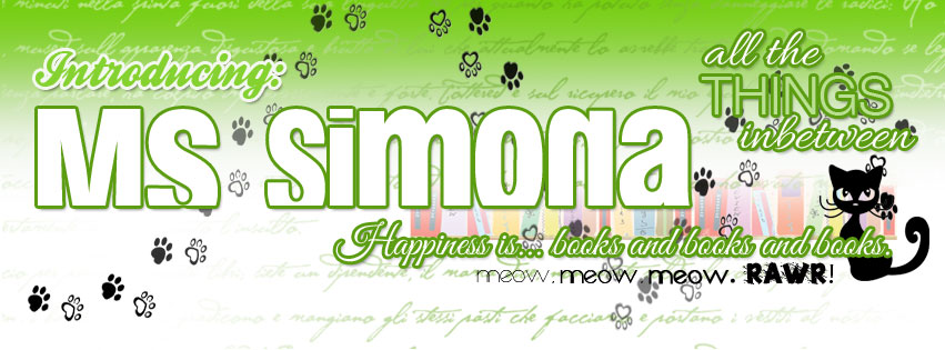 Welcome Ms. Simona to All The Things Inbetween!