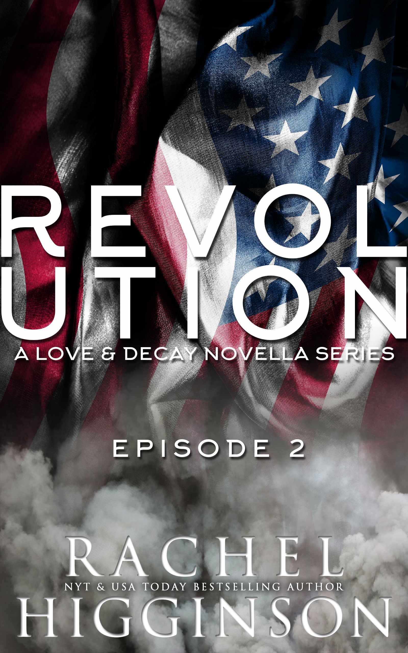 Book It: Love and Decay: Revolution Ep.2 Released