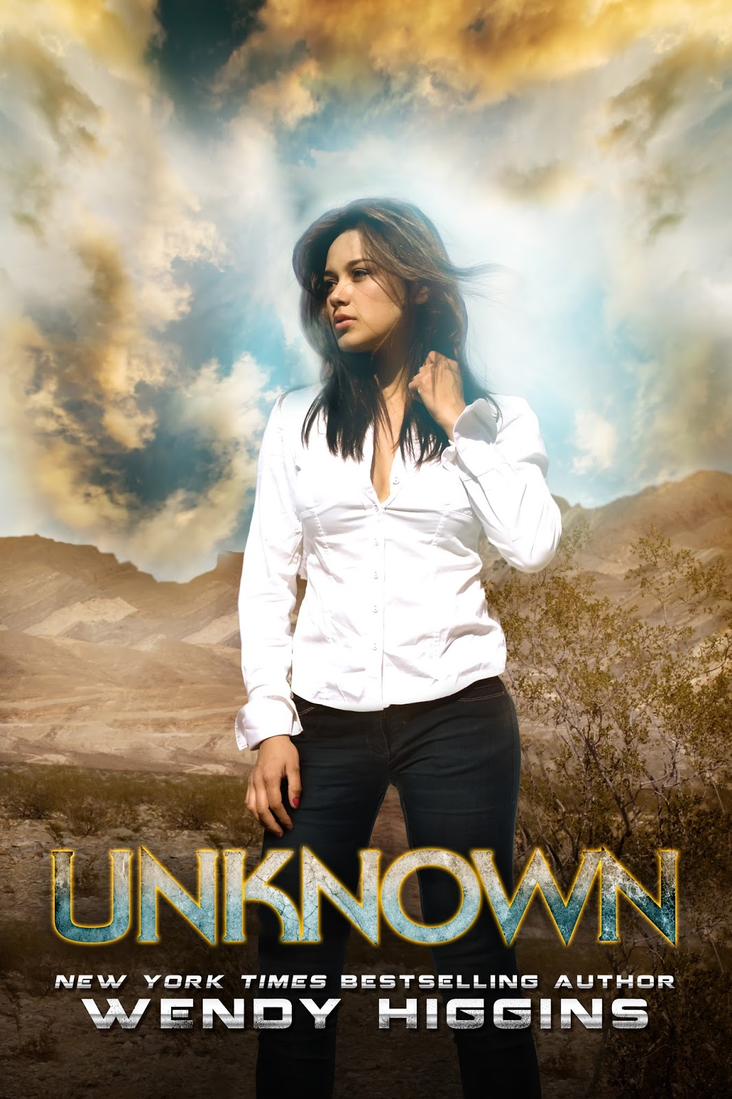 Weekend Pick Me Up: Unknown by Wendy Higgins