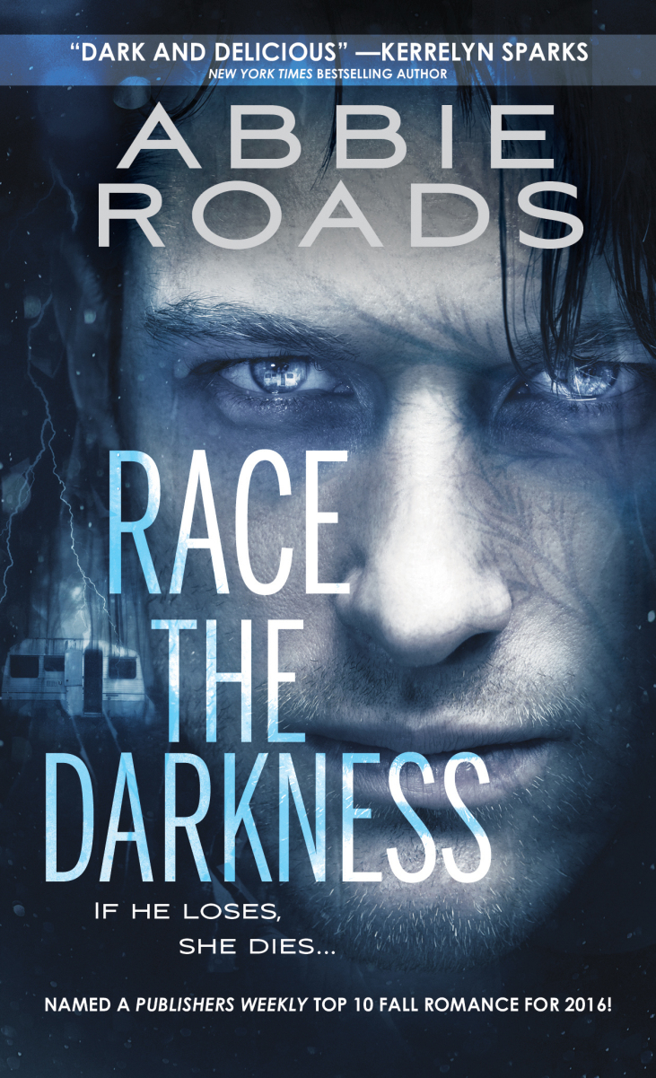 Weekend Pick Me Up: Race the Darkness by Abbie Roads