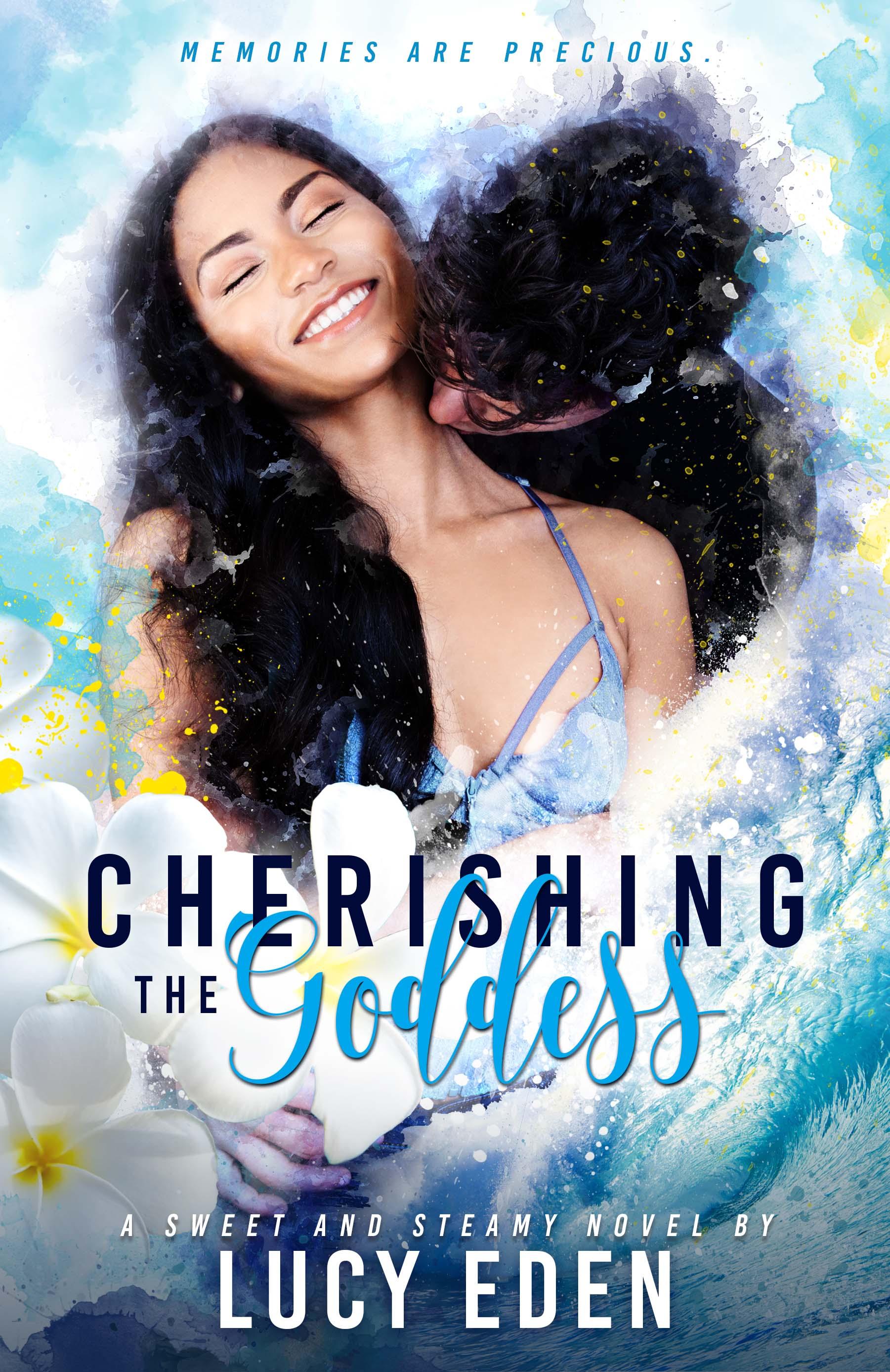 Lucy Eden Cherishing the Goddess