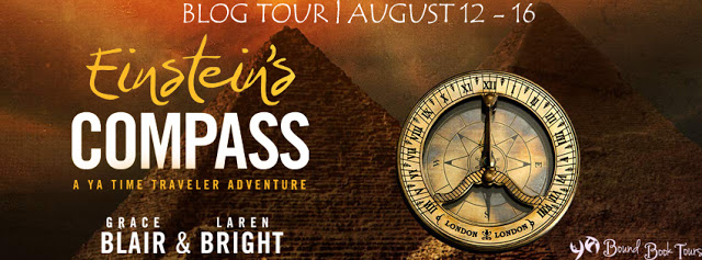 Einstein's Compass by Grace Blair & Laren Bright