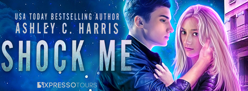 Shock Me by Ashley C. Harris