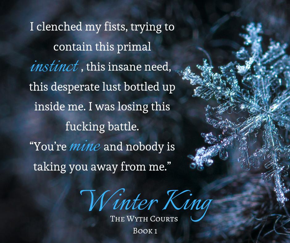 Winter King by JS Dark