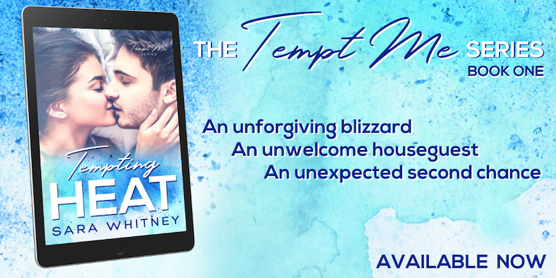 Tempting Heat by Sara Whitney