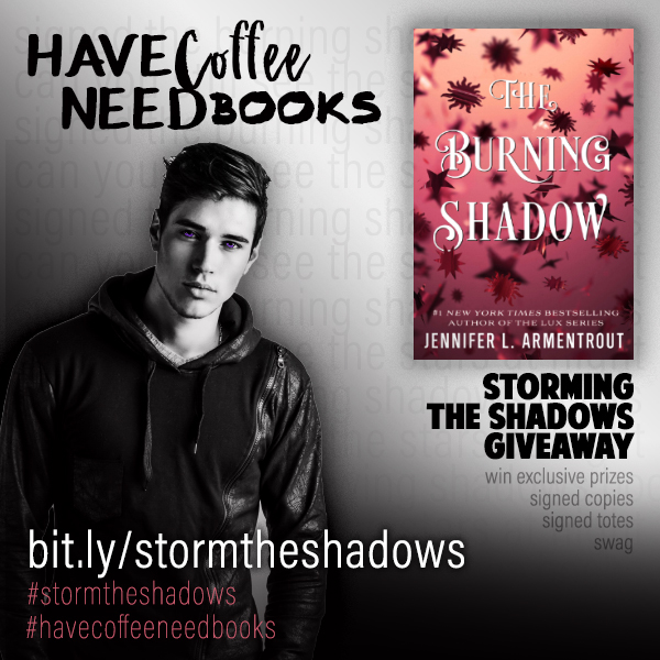 #stormtheshadows giveaway