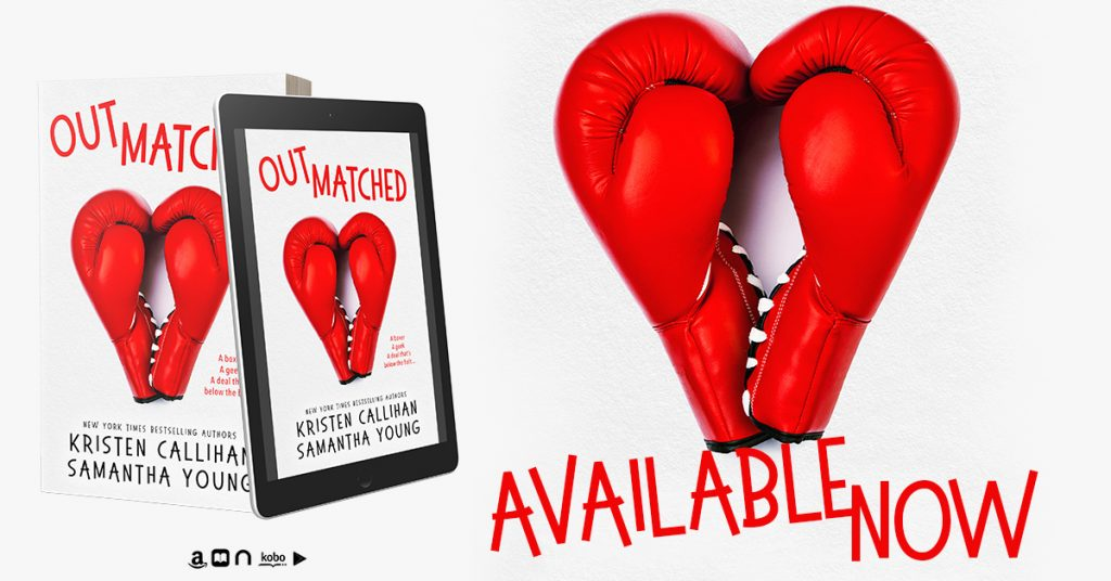 Outmatched by Kristen Callihan and Samantha Young
