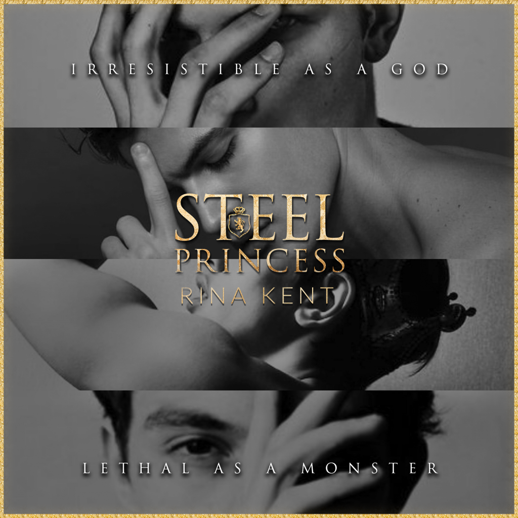 Steel Princess Teaser by Rina Kent