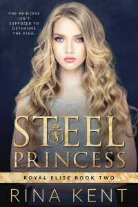 Steel Princess by Rina Kent
