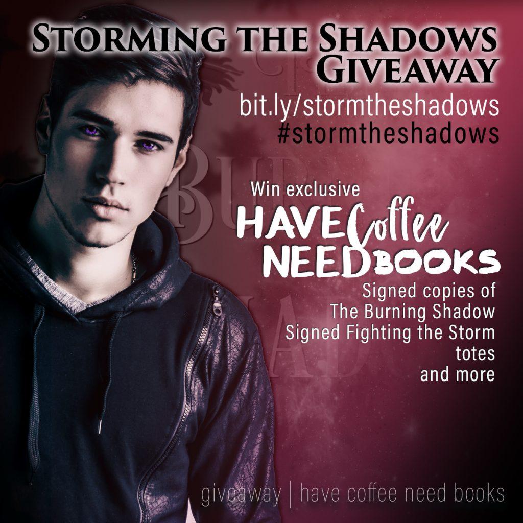 #stormtheshadows