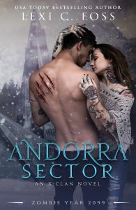 Andorra Sector by Lexi C. Foss