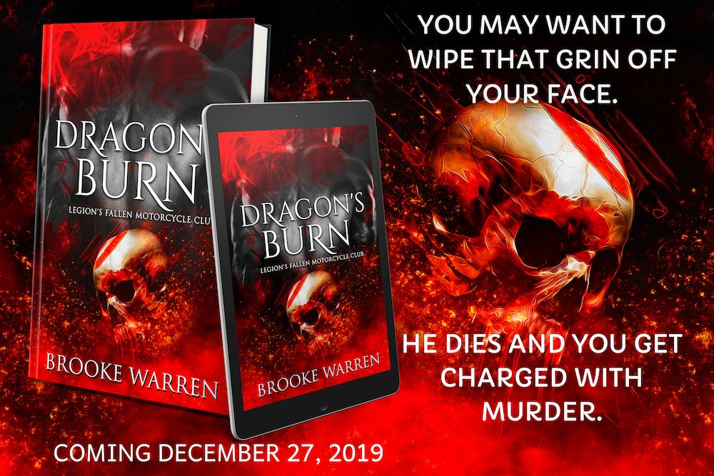 Dragon's Burn - Brooke Warren