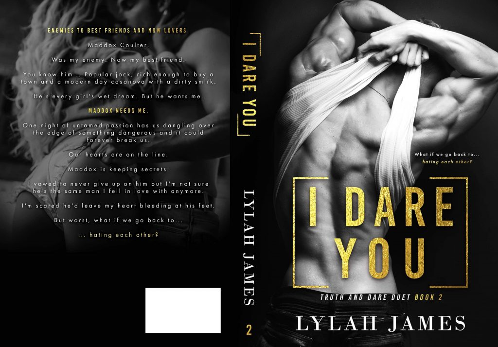 I Dare You by Lylah James