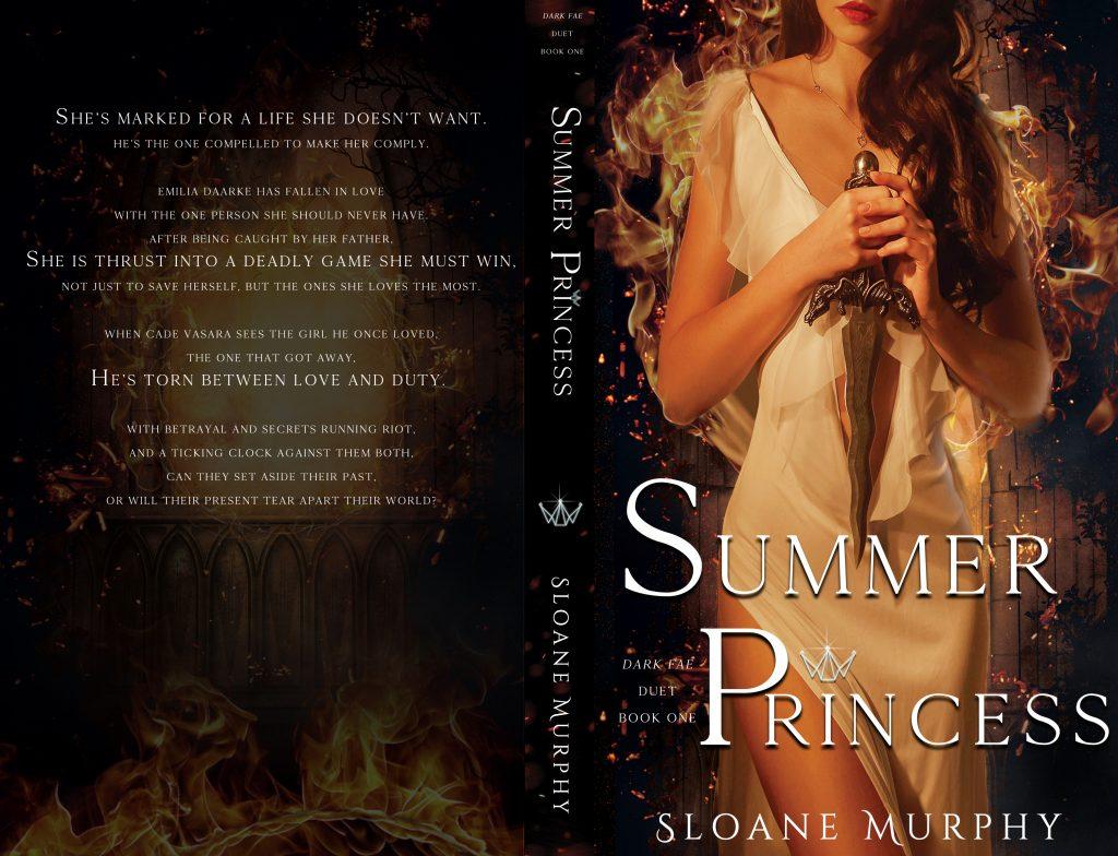 Summer Princess by Sloane Murphy