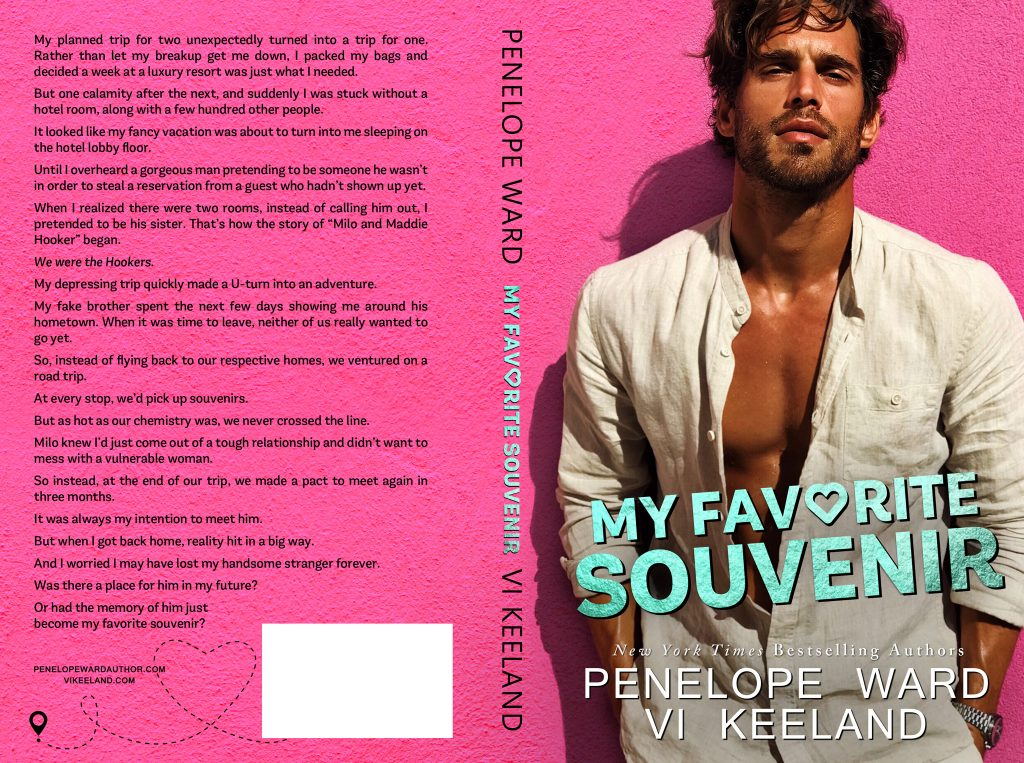My Favorite Souvenir by Vi Keeland & Penelope Ward
