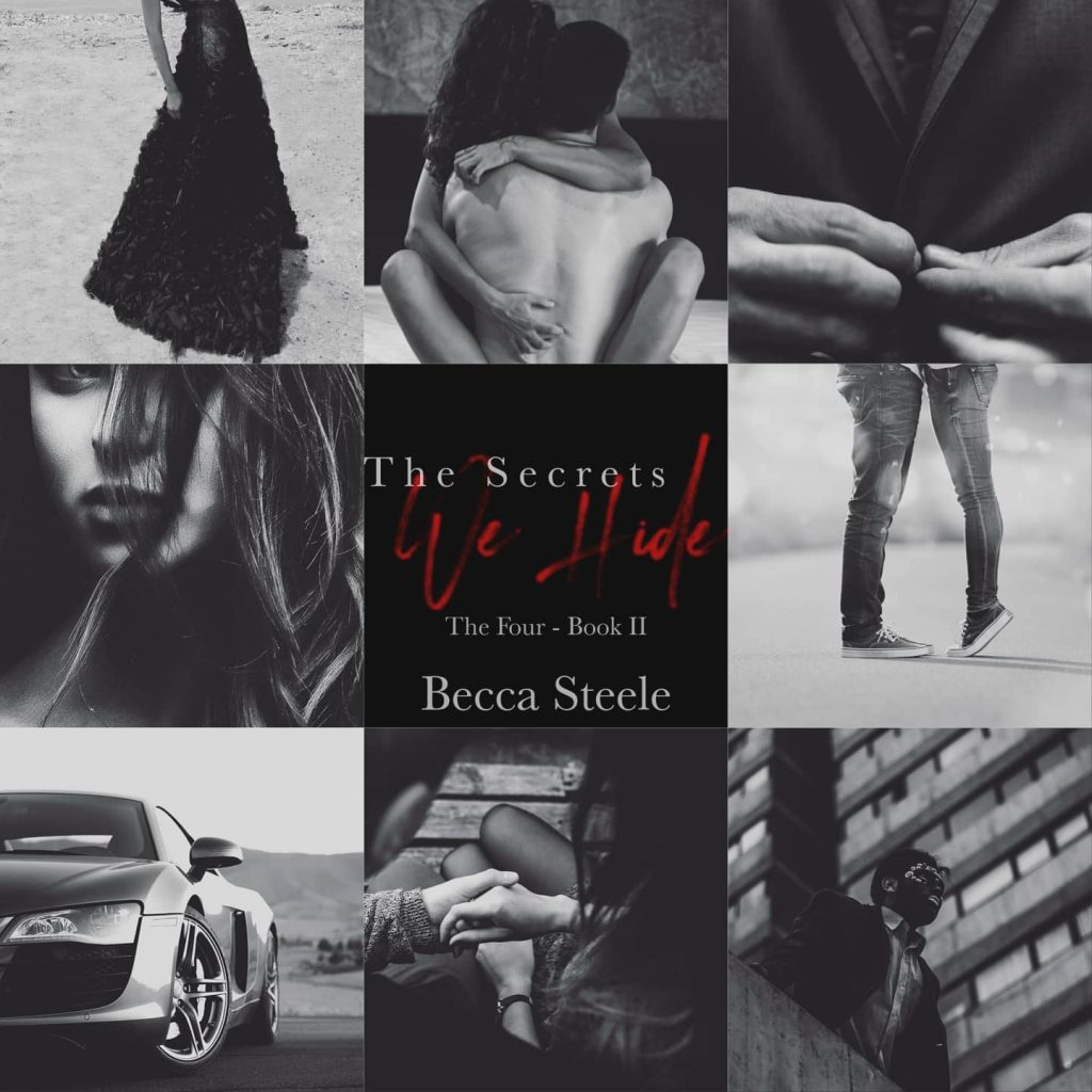 The Secrets We Hide by Becca Steele