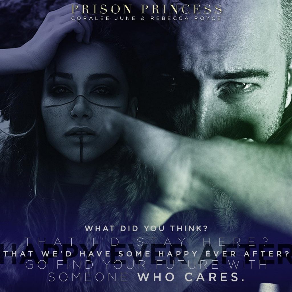 Prison Princess by CoraLee June and Rebecca Royce