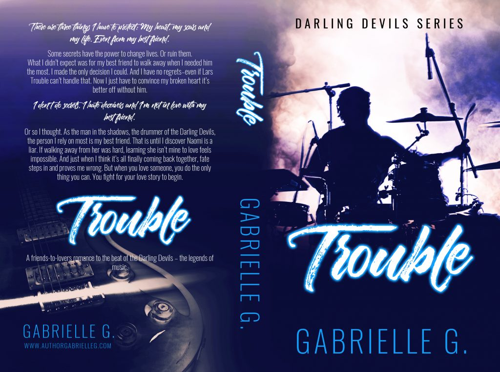 Trouble by Gabrielle G.