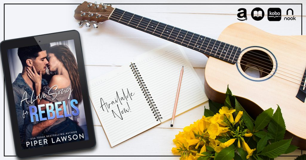 A Love Song for Rebels by Piper Lawson