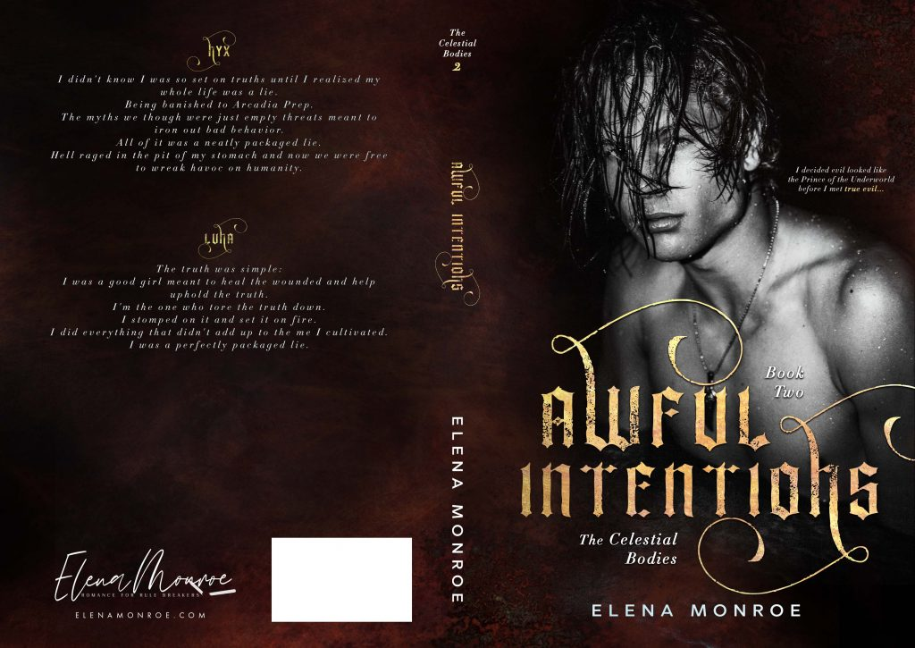 Awful Intentions by Elena Monroe