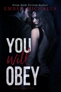 You Will Obey Ember Michaels