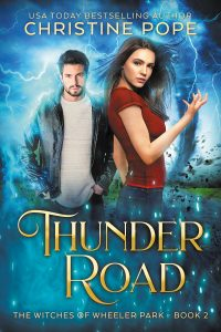 Thunder Road by Christine Pope