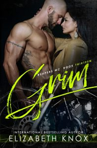 Grim by Elizabeth Knox