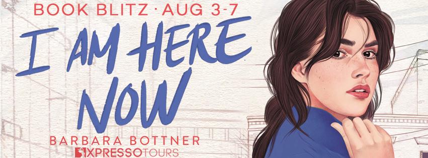 I Am Here Now by Barbara Bottner