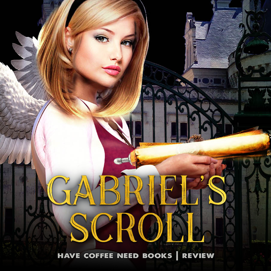 Gabriel's Scroll by Sarah Biglow & Molly Zenk