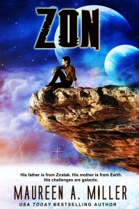 Zon by Maureen A. Miller